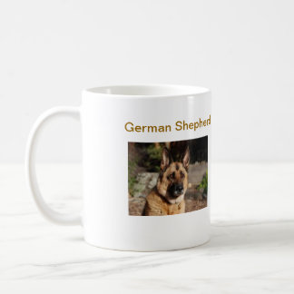 Schäferhund Kaffeetasse
