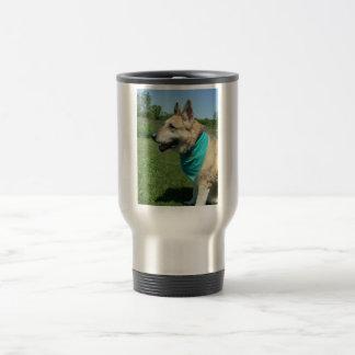 Schäferhund Reisebecher