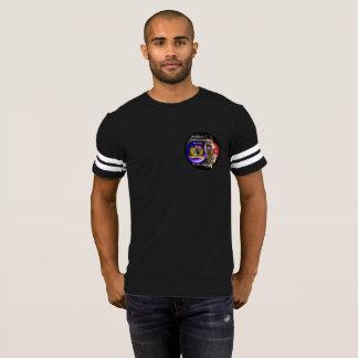 Schäferhund-Warnung T-Shirt