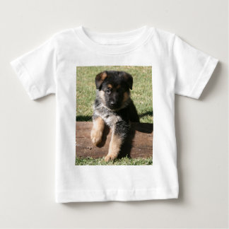 """Schäferhund-Welpe """"große maximale """" Baby T-shirt"""
