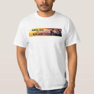 Schaffen Sie die Polizei kein Logo ab T-Shirt