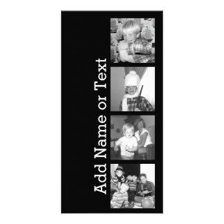 Schaffen Sie eine Instagram Collage mit 4 Fotos - Fotokartenvorlagen