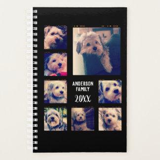 Schaffen Sie eine kundenspezifische Foto-Collage Planer