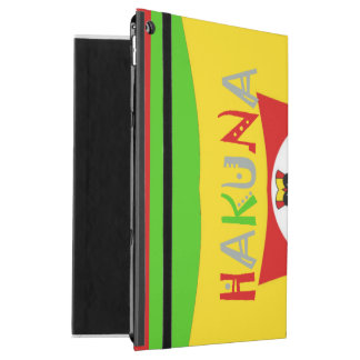 Schaffen Sie Ihr eigenes buntes Hakuna Matata