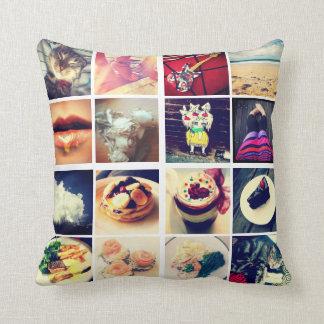 Schaffen Sie Ihr eigenes Instagram Kissen