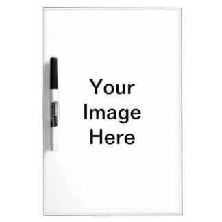Schaffen Sie Ihr eigenes trockenes Löschen-Brett Memo Board