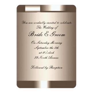 Schaffen Sie Ihre eigene Hochzeits-Einladung 2 12,7 X 17,8 Cm Einladungskarte