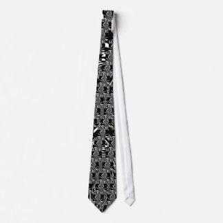 Schaffen Sie Ihre eigene Krawatte Mit Ziegeln