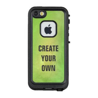 Schaffen Sie Ihre eigene moderne grüne LifeProof FRÄ' iPhone SE/5/5s Hülle
