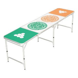 Schaffen sie ihre selbst tischtenniszubeh r zazzle for Beer pong tisch eigenes design