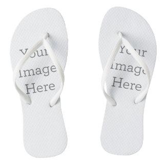 Schaffen Sie Ihre eigenen Paare von umdrehen Flip Flops