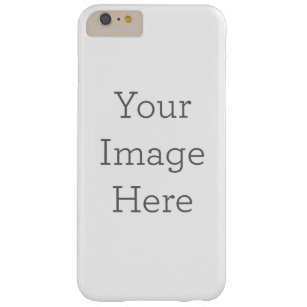 Schaffen Sie Ihre Selbst Barely There iPhone 6 Plus Hülle