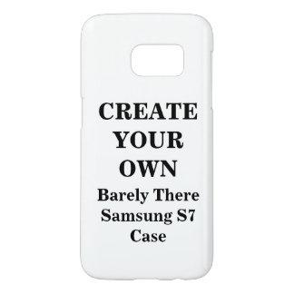 Schaffen Sie Ihre Selbst kaum dort Fall Samsungs