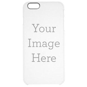Schaffen Sie Ihre Selbst Durchsichtige iPhone 6 Plus Hülle