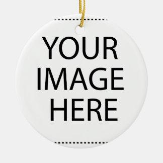 Schaffen Sie Ihren eigenen Entwurf u. Text:-) Rundes Keramik Ornament