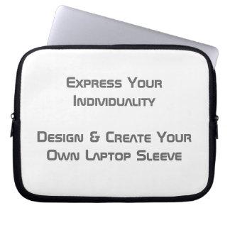 Schaffen Sie Ihren eigenen Laptop-Hülse 10 ins Laptop Sleeve Schutzhülle