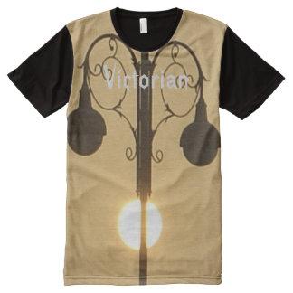 Schaffen Sie Ihren eigenen viktorianischen T-Shirt Mit Komplett Bedruckbarer Vorderseite