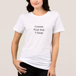Schaffen Sie kundenspezifisches Bella plus das T-shirt