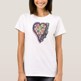 Schaffen Sie Kunst (LGSArt Logo T) T-Shirt