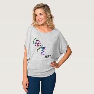 Schaffen Sie Kunst T-Shirt