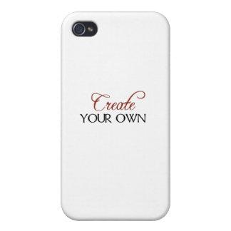 Schaffen Sie Schablone iPhone 4/4S Case