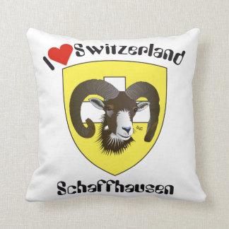 Schaffhausen Schweiz Kissen