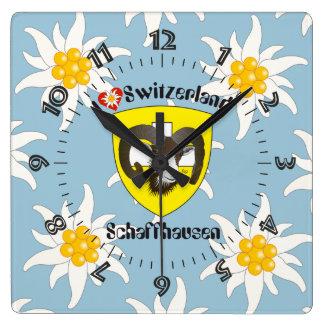 Schaffhausen - Schweiz - Suisse - Svizzera Uhr