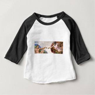 Schaffung von Adam Baby T-shirt