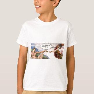 Schaffung von Adam T-Shirt