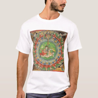 Schaffung von Adam und von Eve T-Shirt