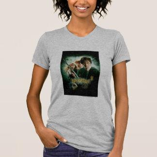 Schaftmaschinen-Gruppen-Schuss Harry Potters Ron T-Shirt