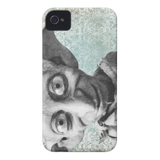 Schaftmaschinen-Lächeln Case-Mate iPhone 4 Hülle
