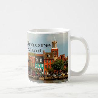 Schale Baltimores Maryland Kaffeetasse