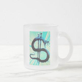 (Schale) Grenzunterbrecher für viel Glück! Kaffee Tasse