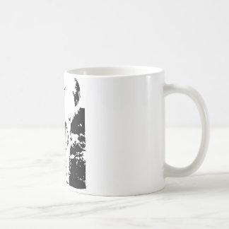Schale mit Druckelefanten Kaffeetasse