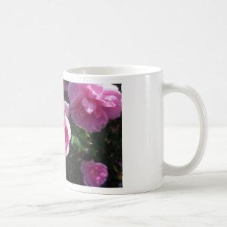Schale Rosen Tasse