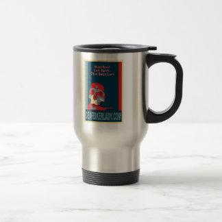 Schalen-Kaffee Reisebecher