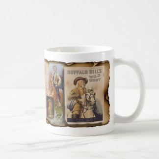 Schalen, Reise-Tassen, Steins - Büffel Bill Cody Tasse