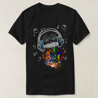 Schallwelle-Musik Mech T-Shirt