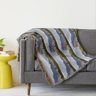 Schalter-Landschaftskundenspezifische Wurfs-Decke Decke