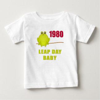 Schalttag-Baby -- Schaltjahr Birthday, 1980 Baby T-shirt