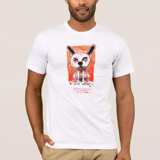 Schändliches Kaninchen durch Ian Miller T-Shirt
