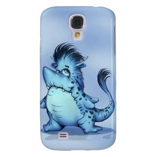 SCHARFE ALIEN-CARTOON Samsungs-Galaxie S4 BT Galaxy S4 Hülle