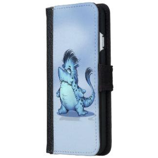 SCHARFER ALIEN-MONSTER iPhone 6/6s Geldbeutel Hülle Für Das iPhone 6/6s