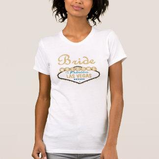 Scharfes Braut-Las Vegas-Unterhemd T-Shirt