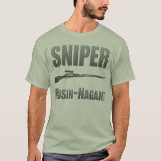 Scharfschütze Mosin-Nagant T-Shirt