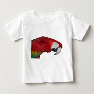 Scharlachrot Macaw- Baby T-shirt