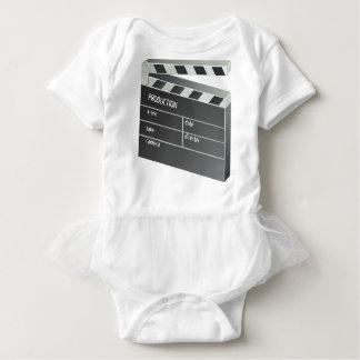 Scharnierventil-Brett Film-Film-Kinofilm Baby Strampler