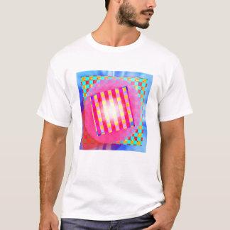 Schatten-Beschaffenheit 3d (progressiver Gang) T-Shirt