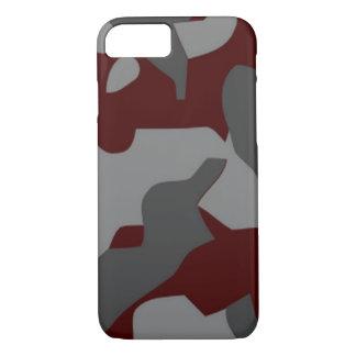 Schatten-Camouflage iPhone 8/7 Hülle